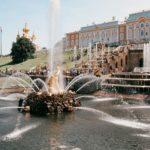 Экскурсия в Петергоф: «Фонтаны Нижнего парка»